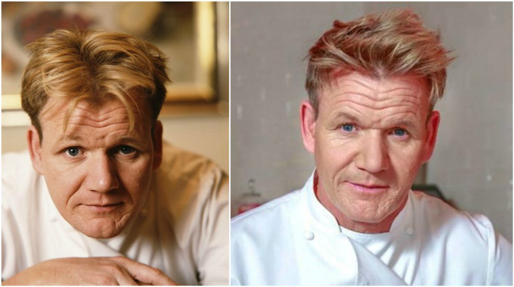 gordon ramsay s height weight and age