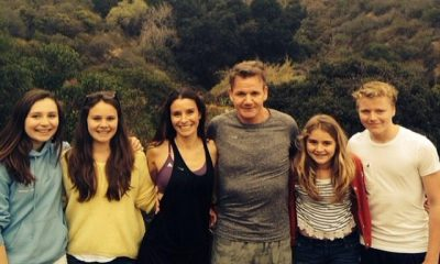 Gordon Ramsay's children