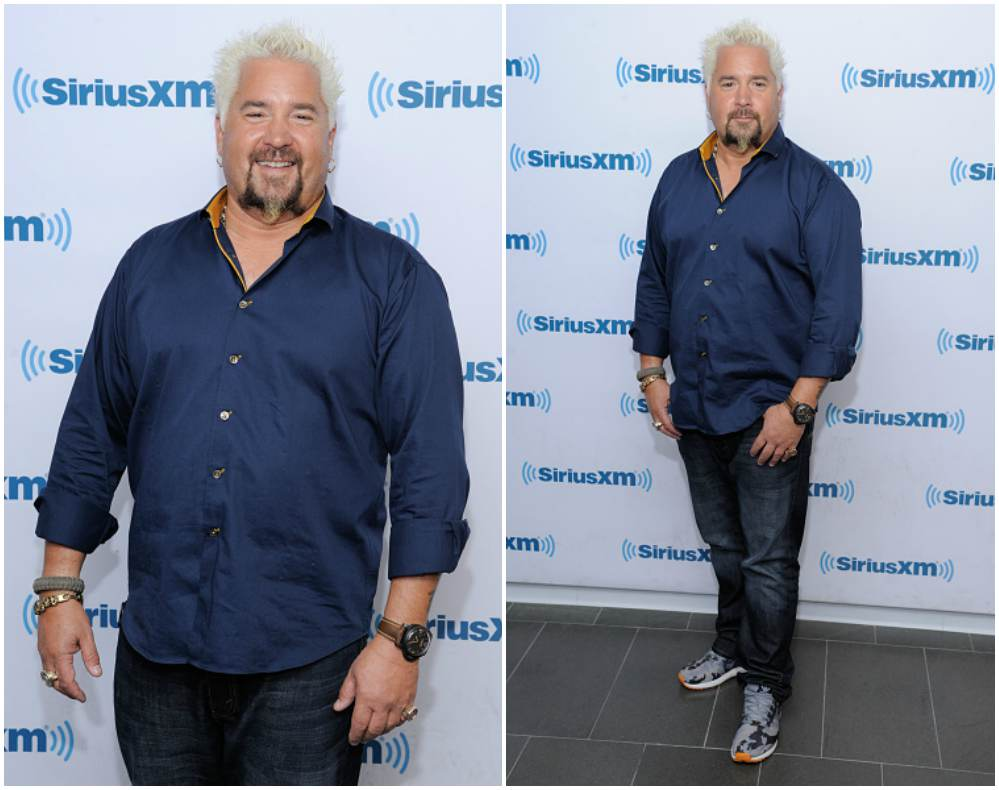 Guy Fieri`s height, weight, age and body measurements