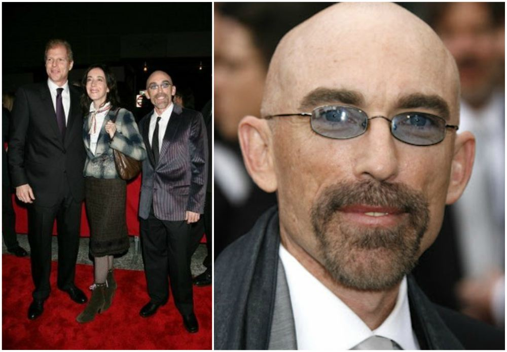 Jackie Earle Haley`s height 164 cm / 5'4.7 in