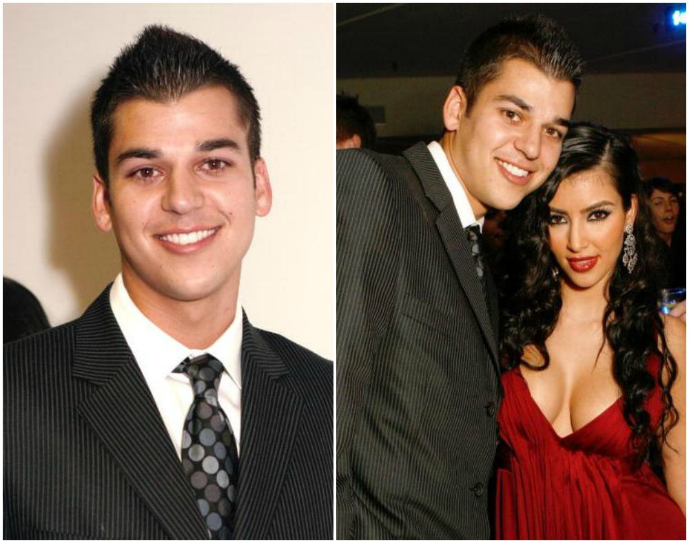 Kim Kardashian siblings - Robert