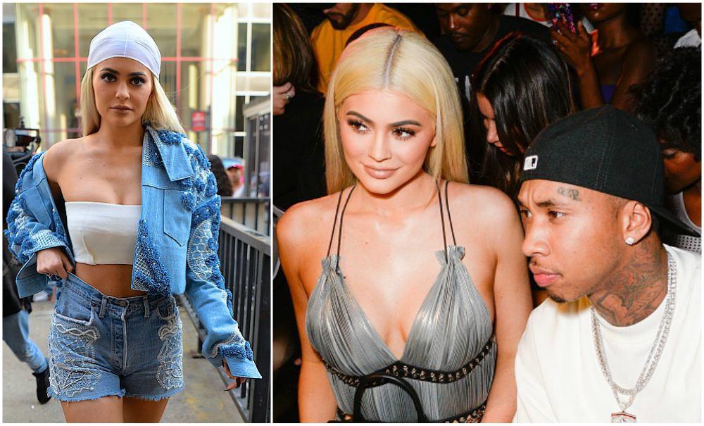 Kim Kardashian half-sister Kylie Jenner