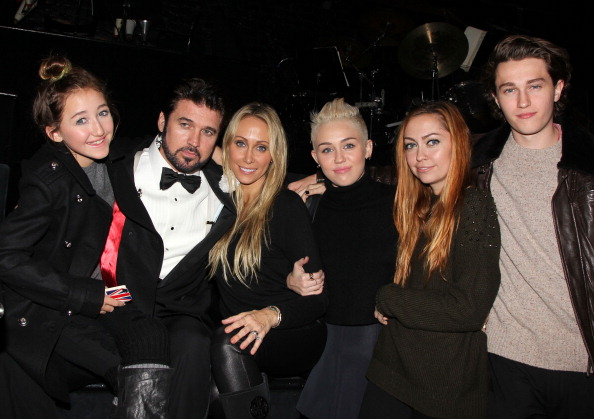 Miley Cyrus: Her talented siblings and the isolated half ...