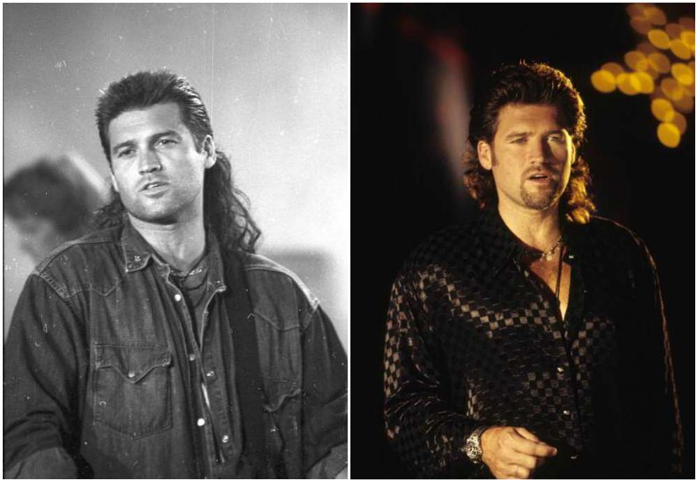Miley Cyrus father Billy Ray Cyrus