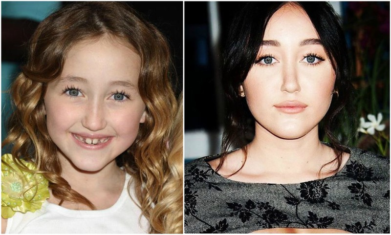 Miley Cyrus siblings - sister Noah Cyrus