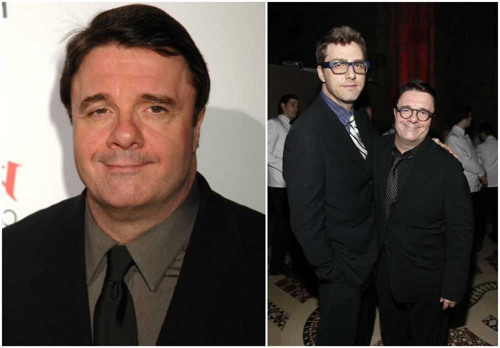 Nathan Lane`s height 164 cm / 5'4.7 in