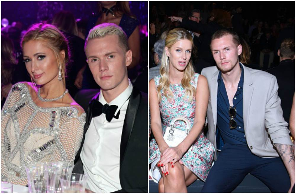 Paris Hilton`s siblings - Barron Hilton II
