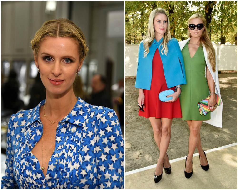 Paris Hilton`s siblings - Nicky Hilton