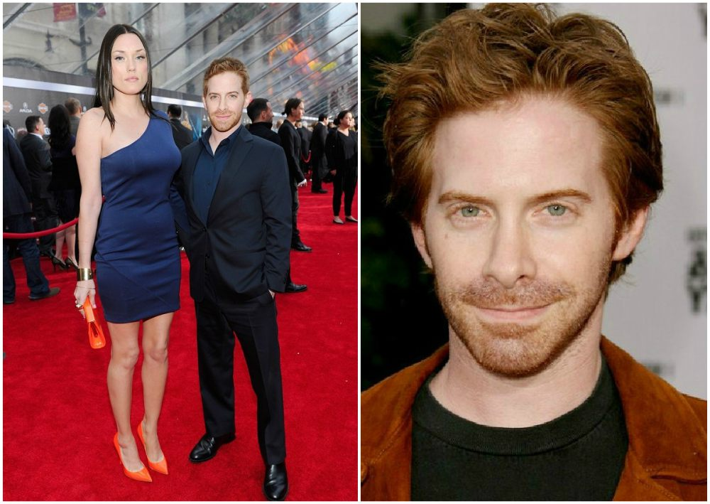 Seth Green`s height 162cm / 5'4 in