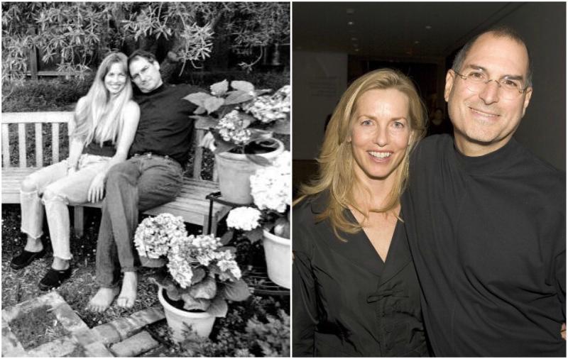 Steve Jobs' wife Laurene Powell