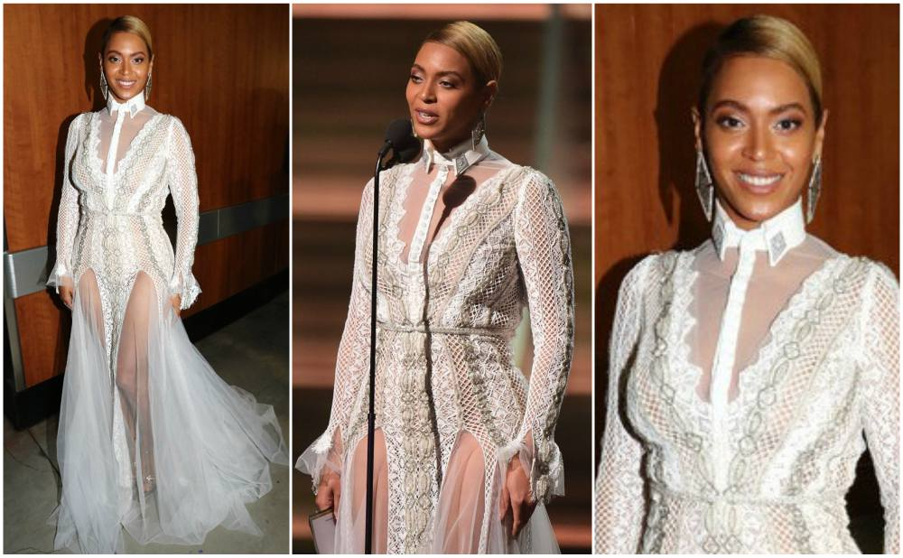 Beyonce's best looks of solo career - Grammy 2016