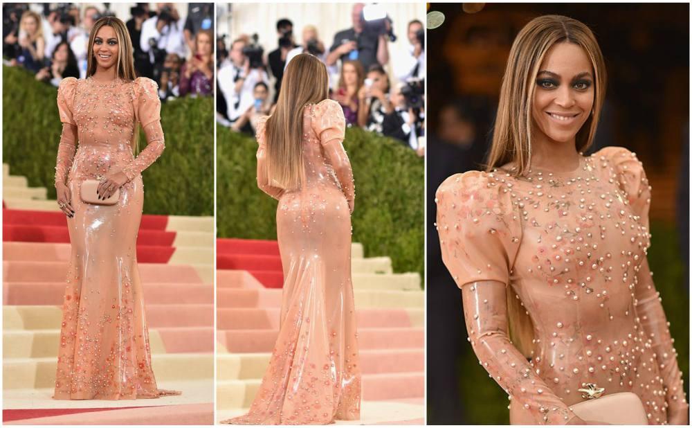 Beyonce's best looks of solo career - Met Gala 2016
