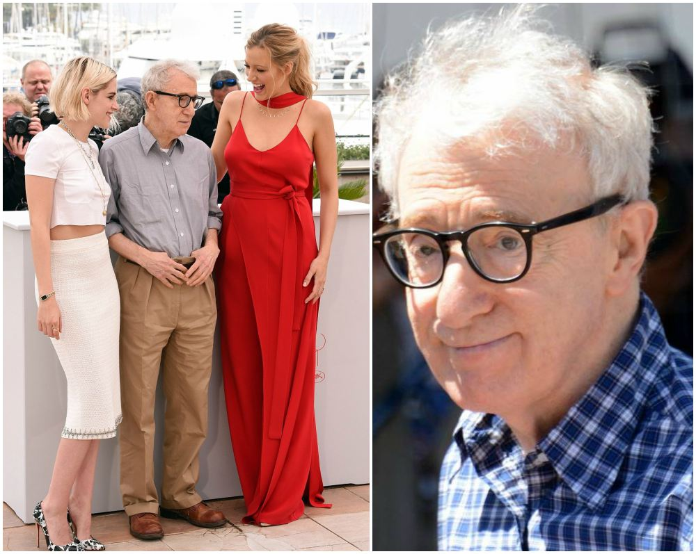 Woody Allen`s height 164cm / 5'4.7 in