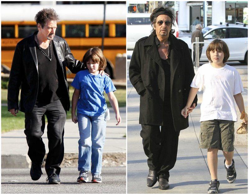Al Pacino's children - son Anton Pacino