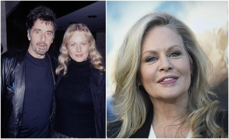 Al Pacino's ex-girlfriend Beverly D`angelo