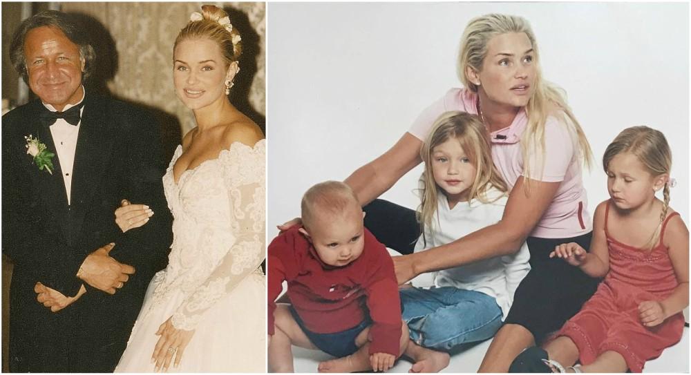 Bella Hadid's parents