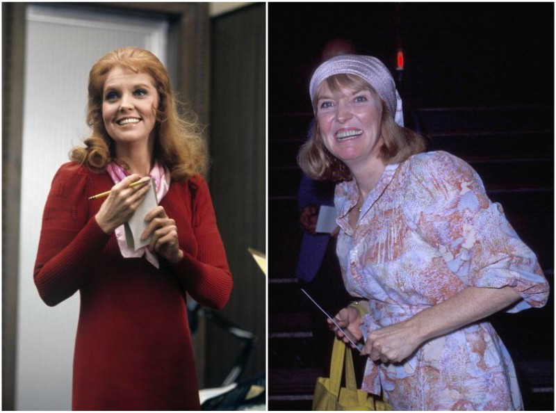 Ben Stiller`s parents - mother Anne Meara