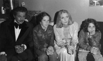 Ben Stiller`s parents and sibling
