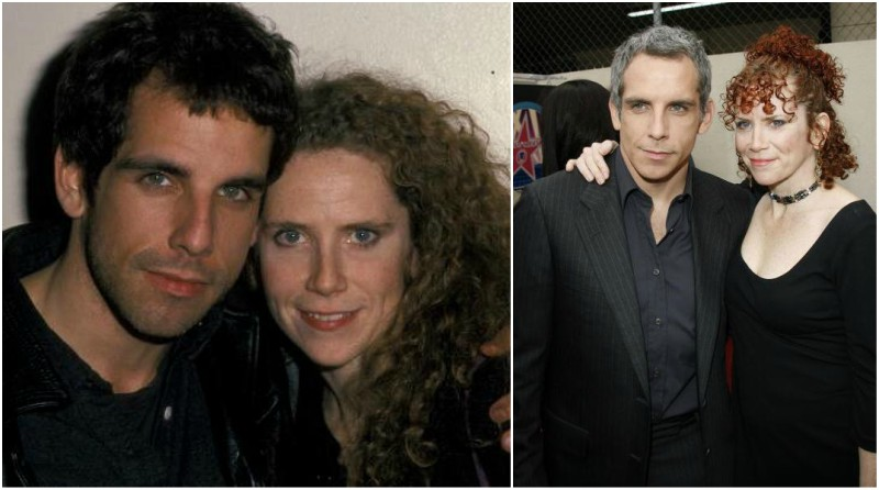 Ben Stiller`s siblings - sister Amy Stiller