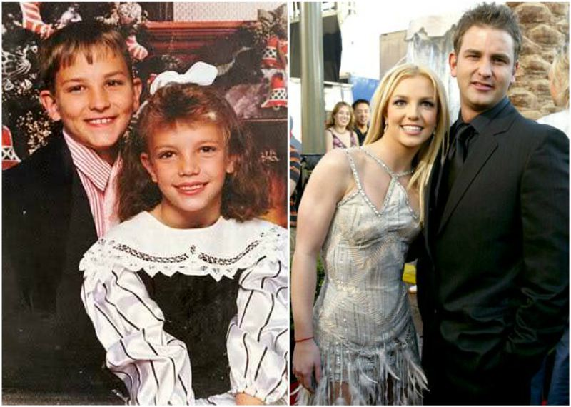Britney Spears' siblings - brother Bryan Spears