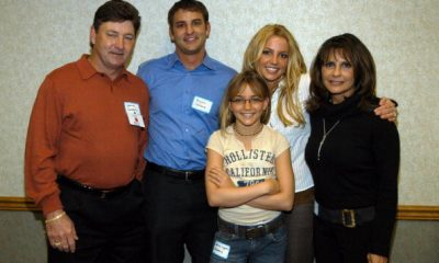 Britney Spears' family: parents and siblings