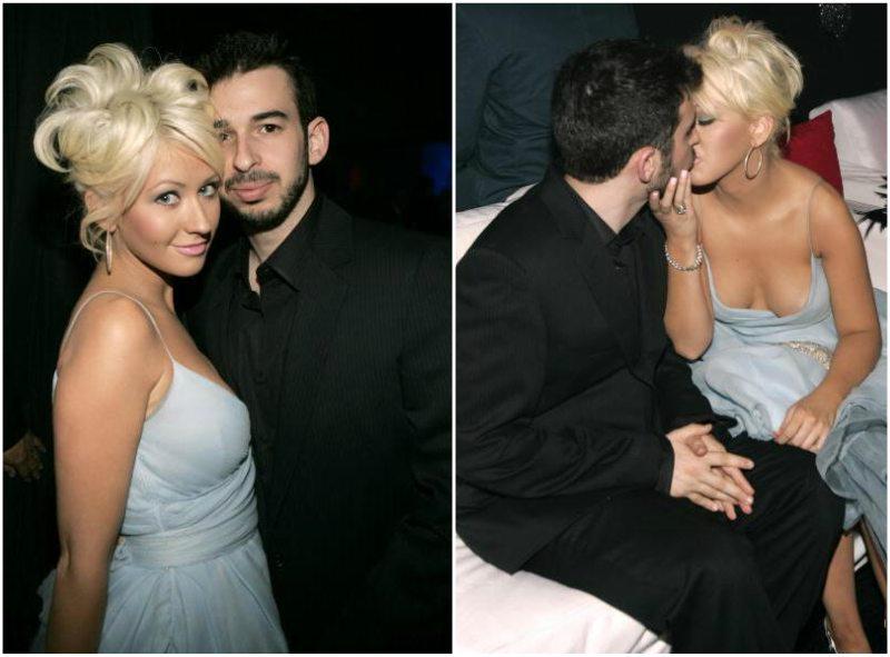 Christina Aguilera's ex-husband - Jordan Bratman