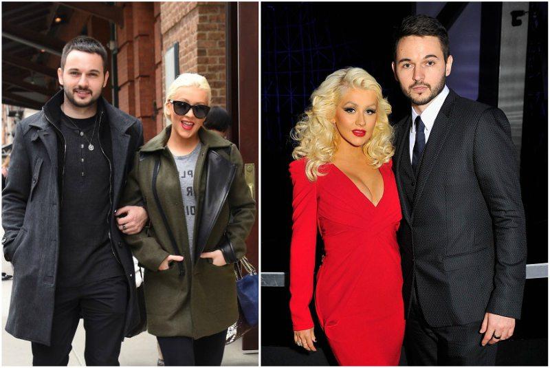 Christina Aguilera's fiance Matthew Rutler