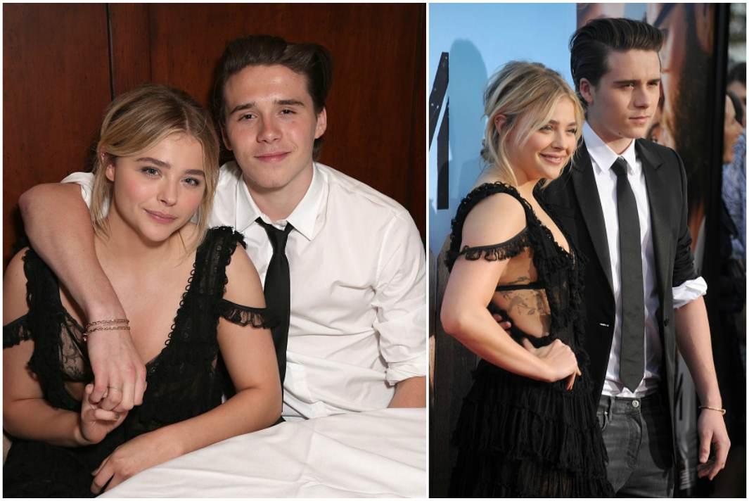 David and Victoria Beckham`s children