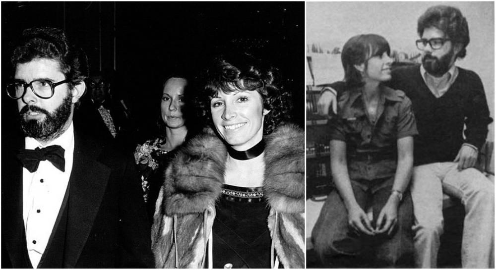 George Lucas' ex-wife Marcia Lucas