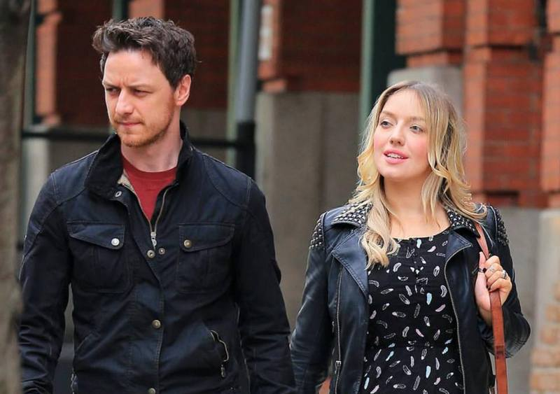 James McAvoy's family - sister Joy McAvoy
