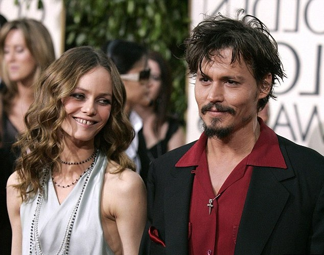 Johnny Depp`s ex-wife Vanessa Paradis