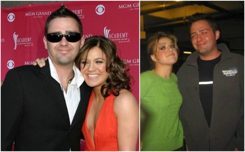 Kelly Clarkson`s siblings - brother Jason Clarkson
