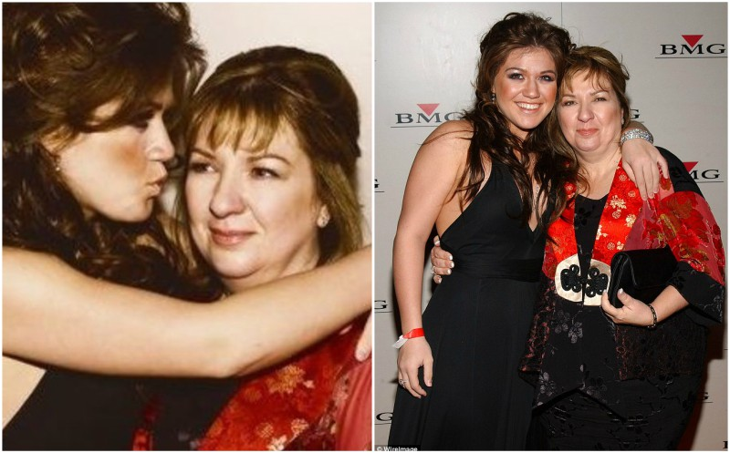 Kelly Clarkson`s mother - Jeanne Taylor