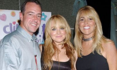 Lindsay Lohan`s parents