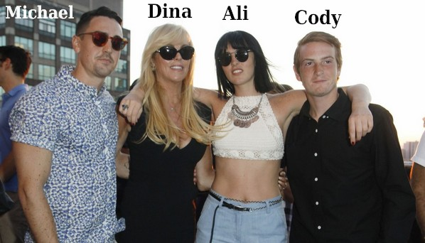 Lindsay Lohan`s family