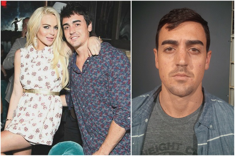 Lindsay Lohan`s siblings - brother Michael Lohan Junior