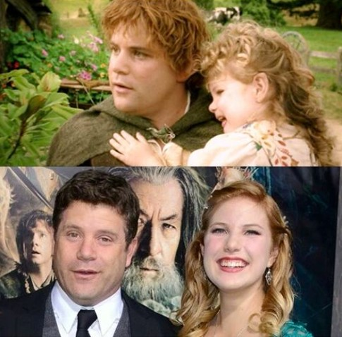 Sean Astin's family - daughter Ali Astin