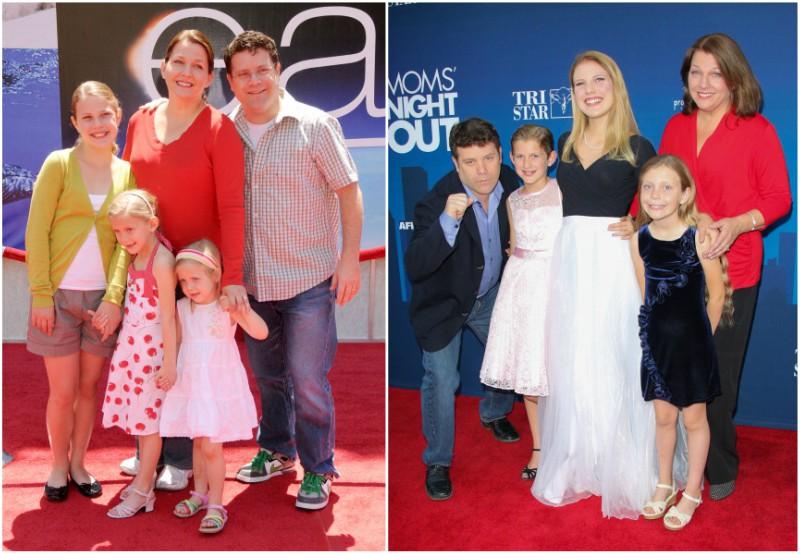 Sean Astin`s family