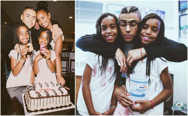 Puff Daddy children from Kim Porter