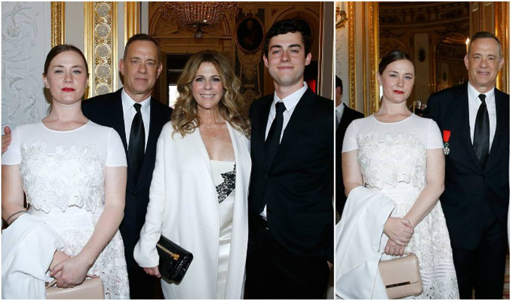Tom Hanks children - daughter Elizabeth Hanks