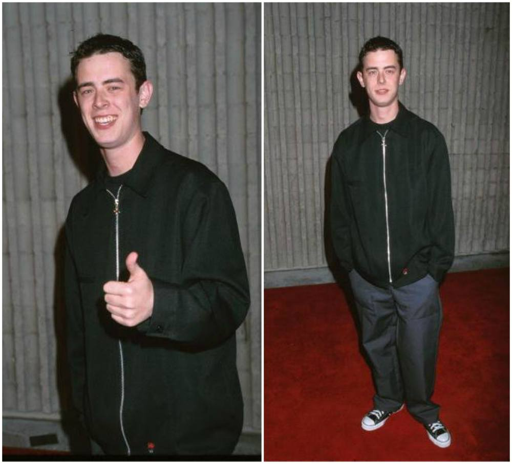 Tom Hanks children - son Colin Hanks