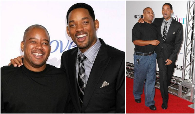 Will Smith`s siblings - brother Harry Smith