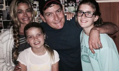 Charlie Sheen`s kids