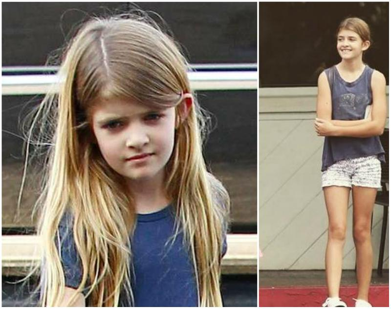Charlie Sheen`s kid - daughter Sam Sheen