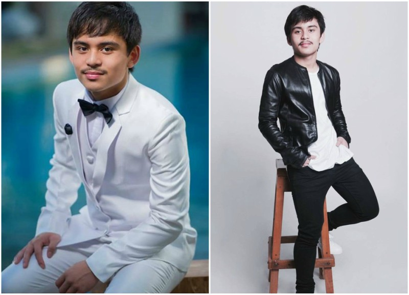 Manny Pacquiao`s children - son Emmanuel Pacquiao, Jr