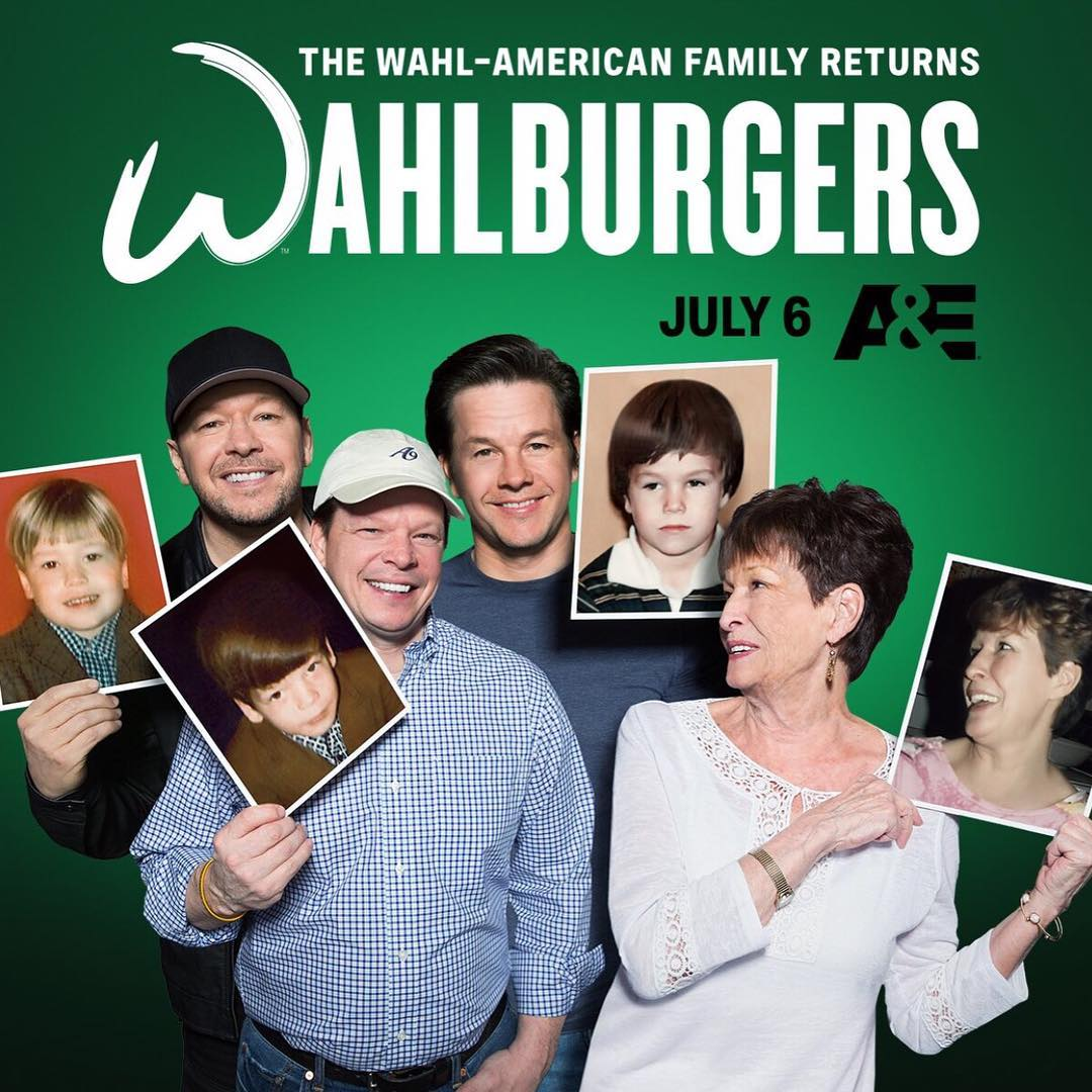 Mark Wahlberg`s TV show Wahlburgers