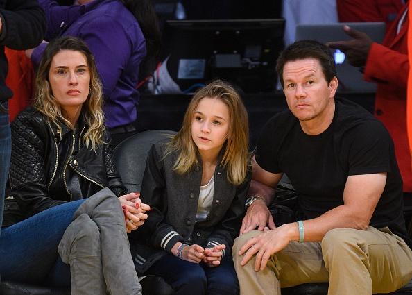 Mark Wahlberg`s children - daughter Ella Rae Wahlberg