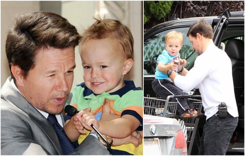 Mark Wahlberg`s children - son Brendan Wahlberg
