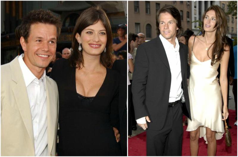 Mark Wahlberg`s family - wife Rhea Durham