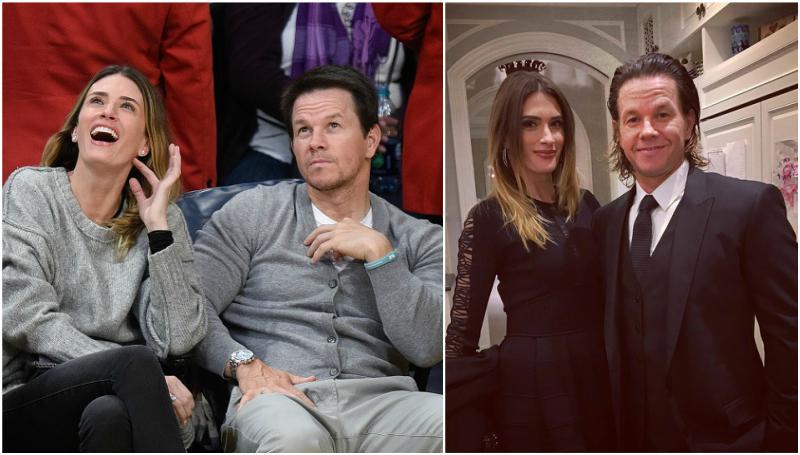 Mark Wahlberg's family - wife Rhea Durham